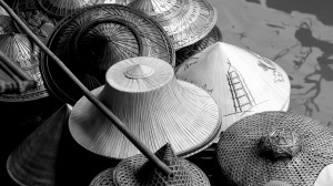 Thai Hats by David Gabis.