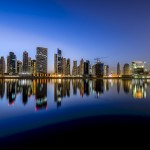 Dubai Business Bay by David GABIS.