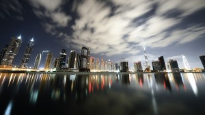 Downtown Dubai by david Gabis