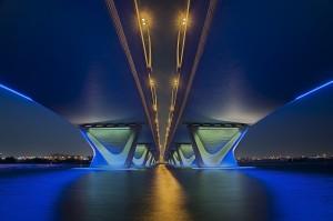 Garhoud Bridge