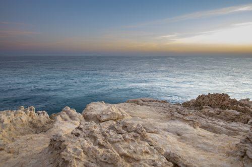 Sunrise at the Wild coast of Oman 🇴🇲