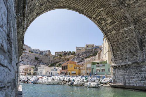 The Vallon des Auffes, Marseille, France 🇫🇷